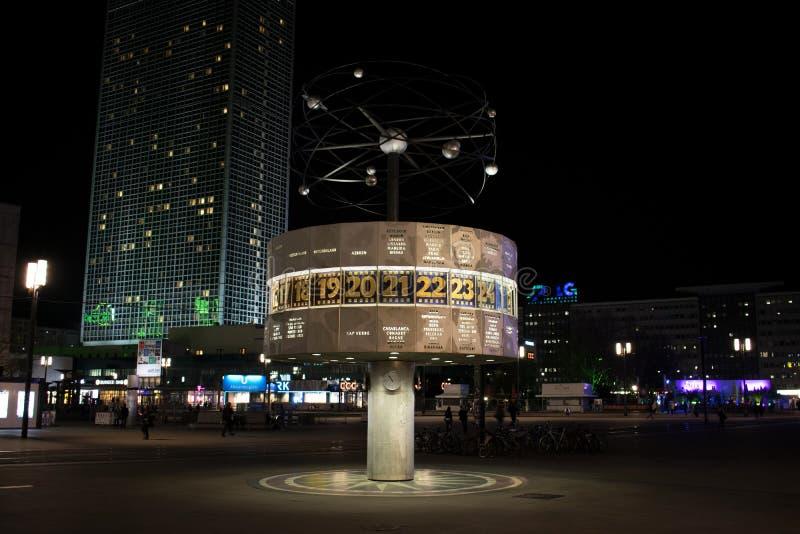 Alexanderplatz royalty-vrije stock afbeelding