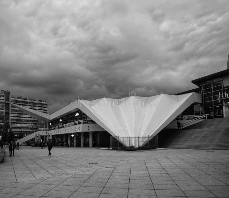 Alexanderplatz image libre de droits