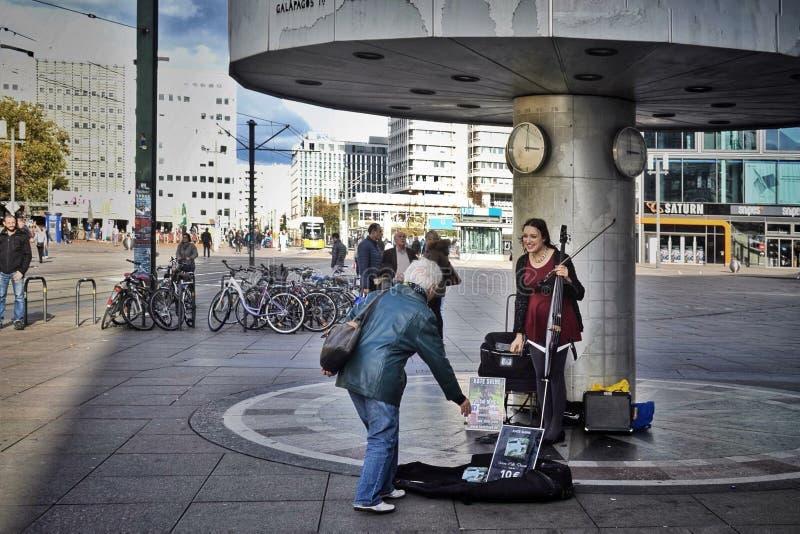 Alexanderplatz image stock