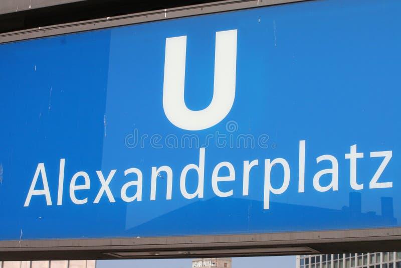 alexanderplatz berlin стоковые изображения rf