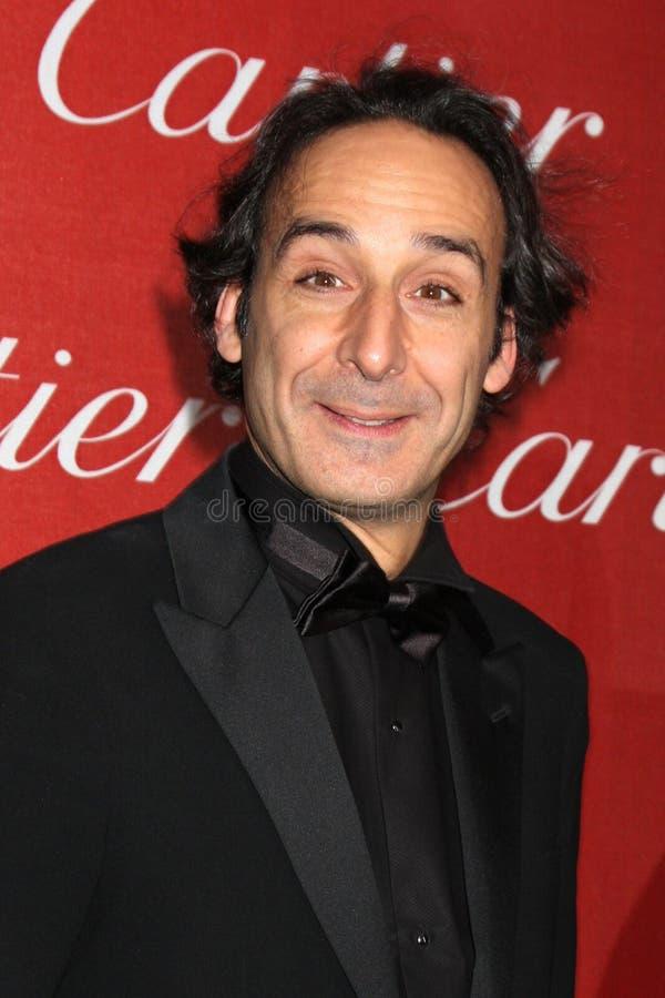 Alexandre Desplat stock photo
