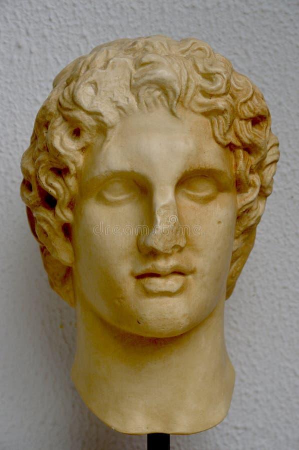 Alexandre le grand image libre de droits