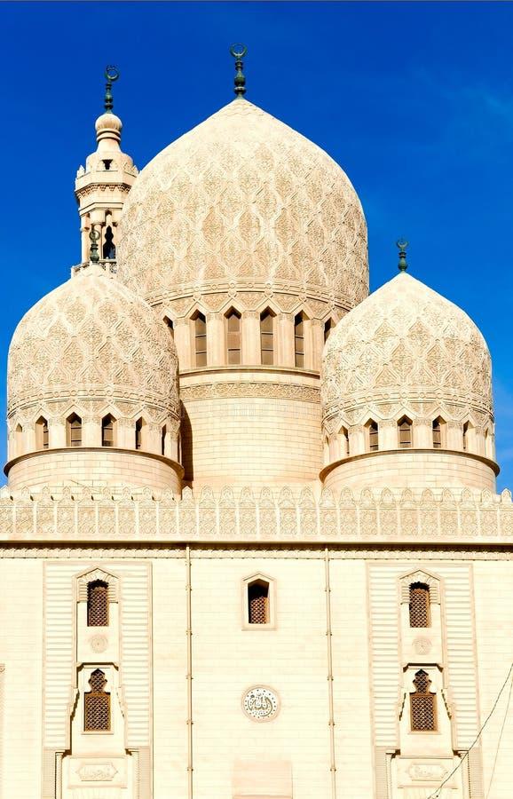 alexandria meczet obrazy stock