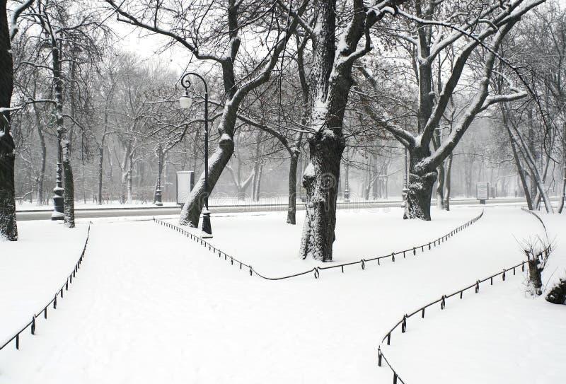 alexandriyski park obrazy stock
