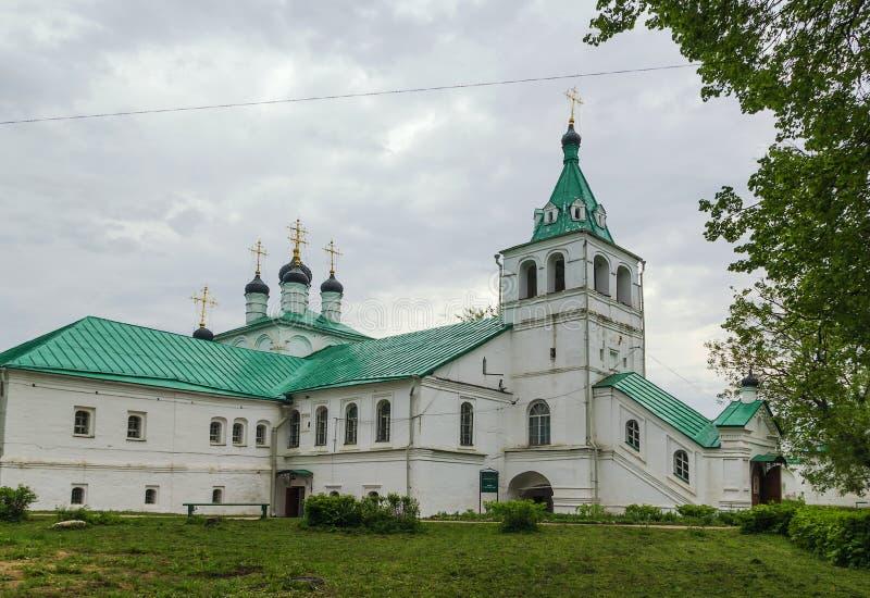 Alexandrov Kremlin, Rosja fotografia stock