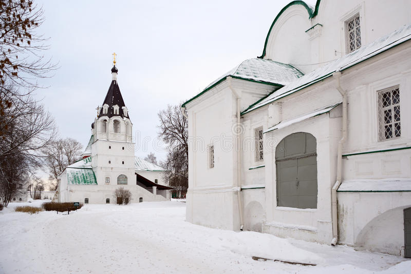 Alexandrov le Kremlin photographie stock