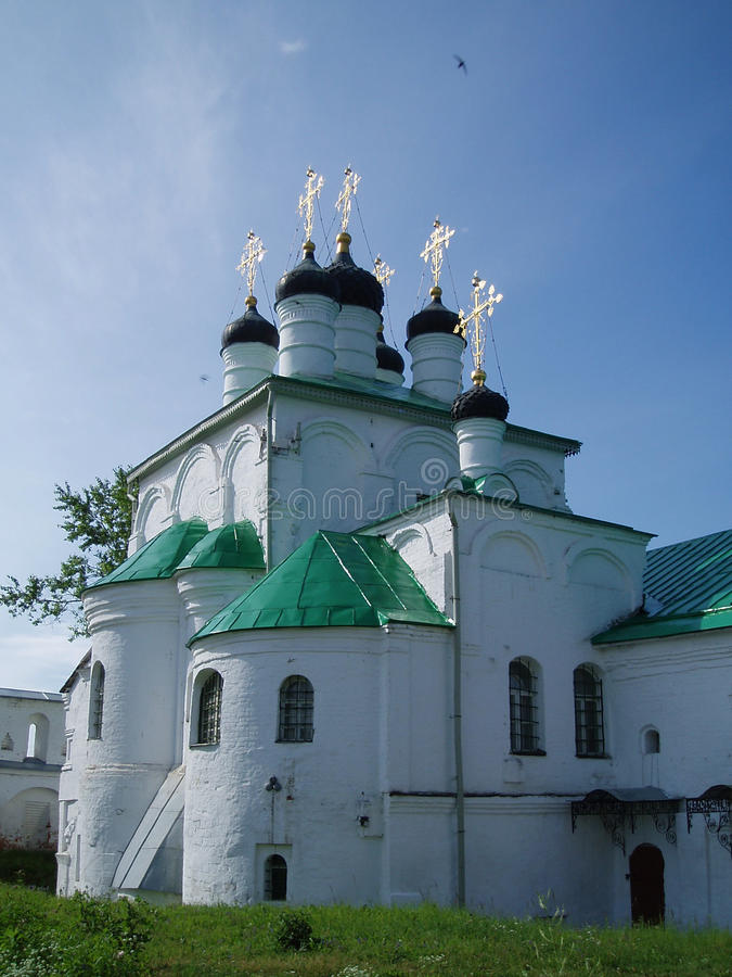 Alexandrov, Rússia fotografia de stock royalty free