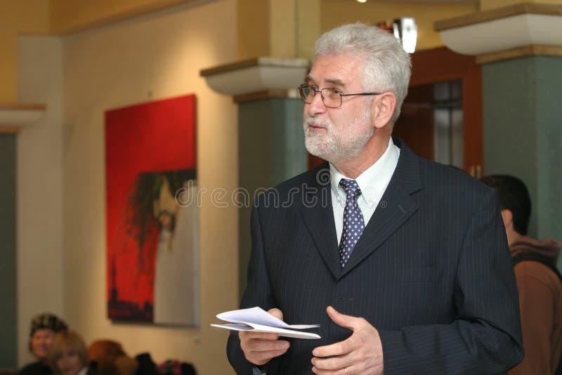 Alexandru Ghildus lizenzfreies stockbild