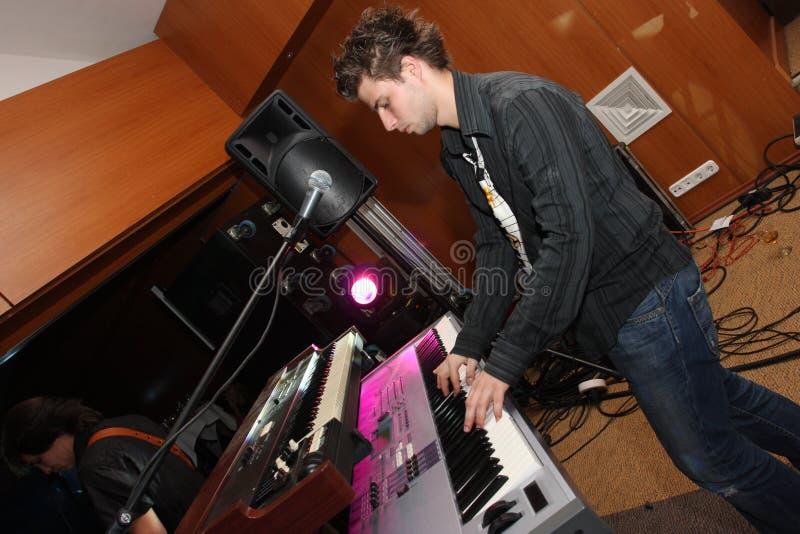 Alexandru Matei arkivfoton