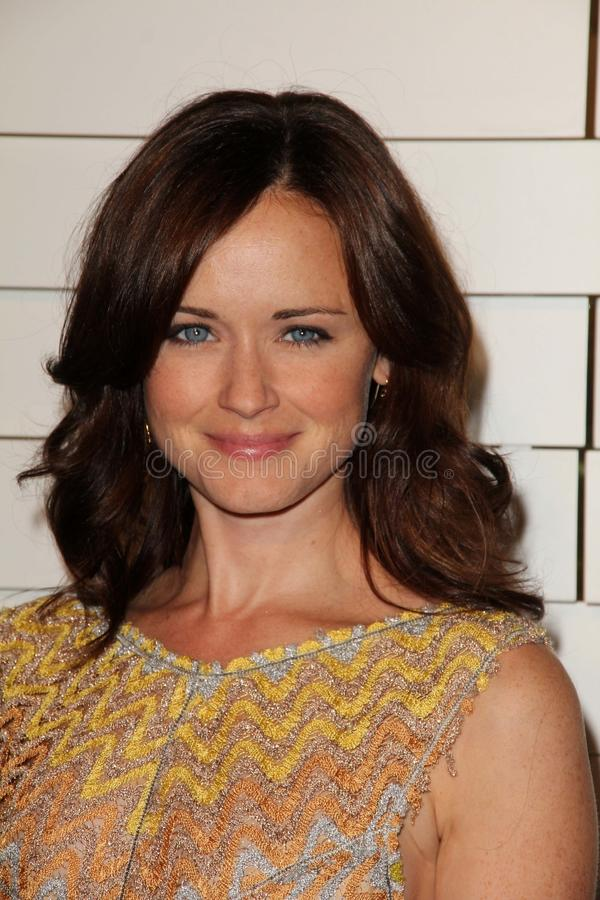 Alexis Bledel photos stock