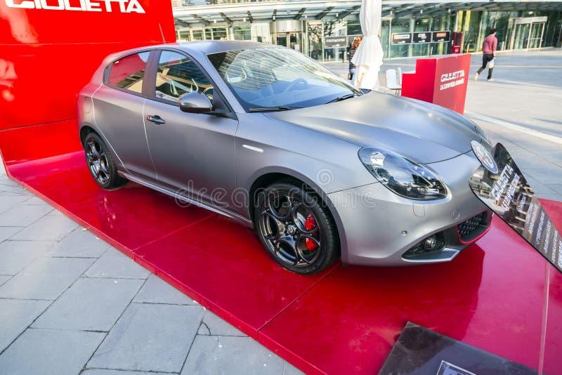 Alfa Romeo stock afbeeldingen