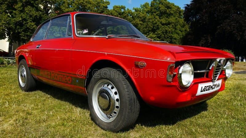 Alfa Romeo Automobiles fotos de stock royalty free