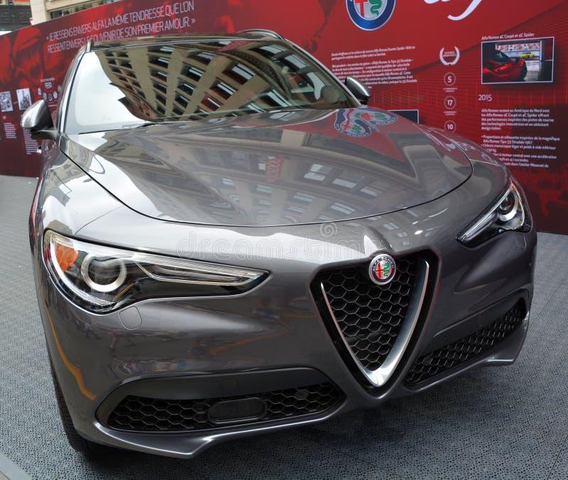 Alfa Romeo Automobiles Editorial Photography. Image Of