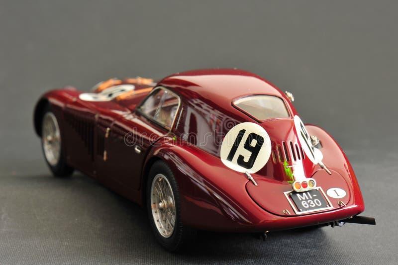 Alfa Romeo 8C 2900B #19 24H Frankreich, 1938 - zurück gelassen sehen Sie an stockfotos