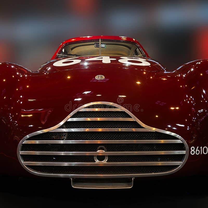 Alfa Romeo 6C 2500 Competizione imagen de archivo libre de regalías