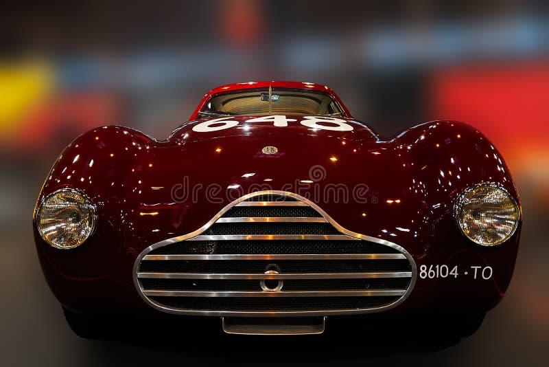 Alfa Romeo 6C 2500 Competizione fotografía de archivo