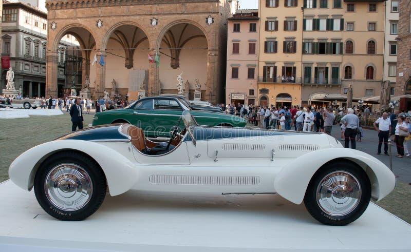 Alfa Romeo 6c Zagato 1931 royalty-vrije stock fotografie