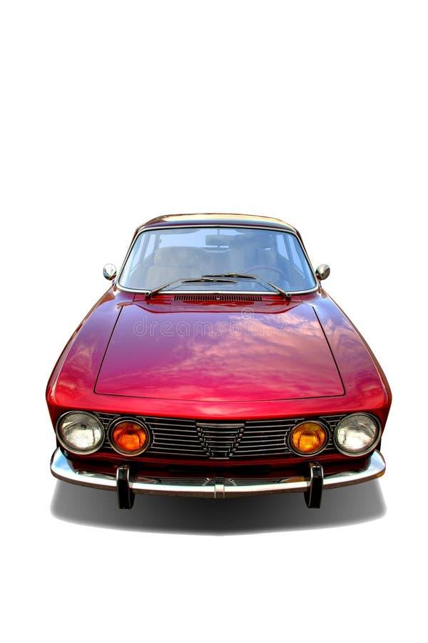 Alfa Romeo clássico imagens de stock