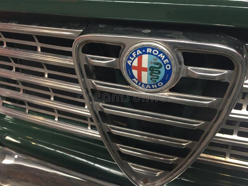 Alfa Romeo Emblem Editorial Photo Image Of Brand Emblem 115048356