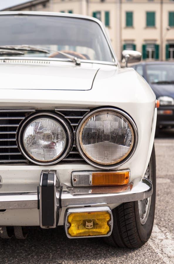 Alfa Romeo Giulia royalty free stock photography