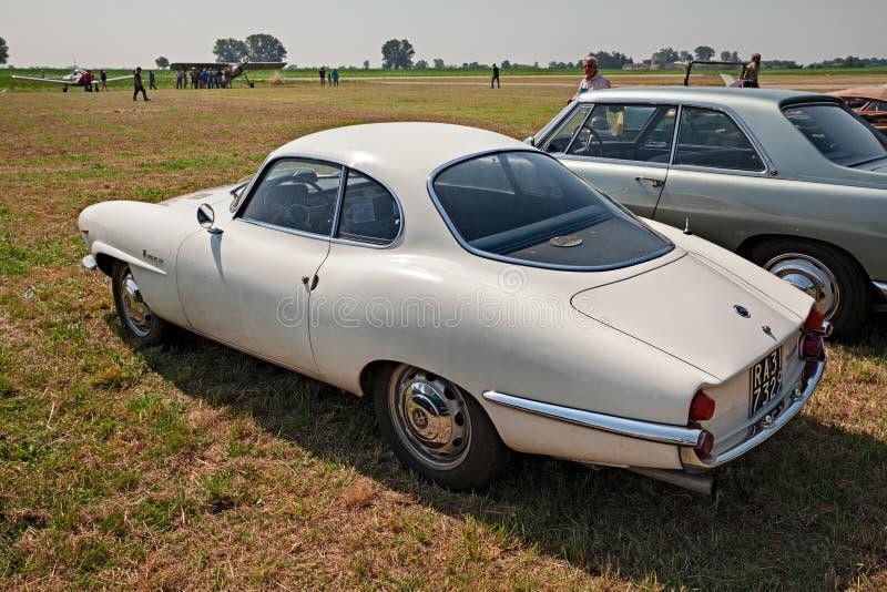 Alfa Romeo Giulia Sprint Speciale 1600 1964 obraz royalty free