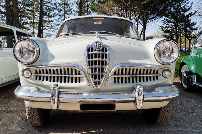 Alfa Romeo Giulietta fotos de stock