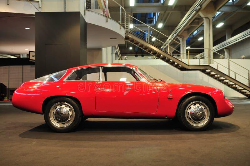 Alfa Romeo Giulietta SZ ?Coda Tronca? 1960 fotos de stock