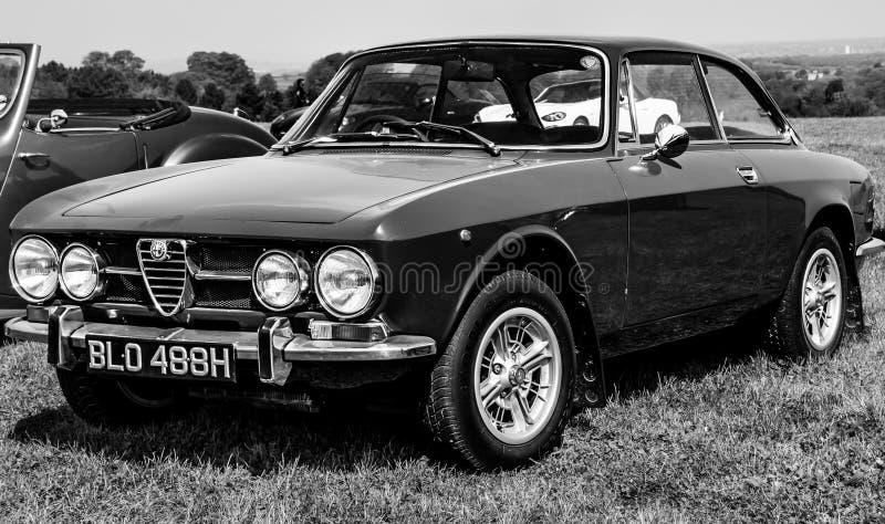 Alfa Romeo GTV foto de stock royalty free