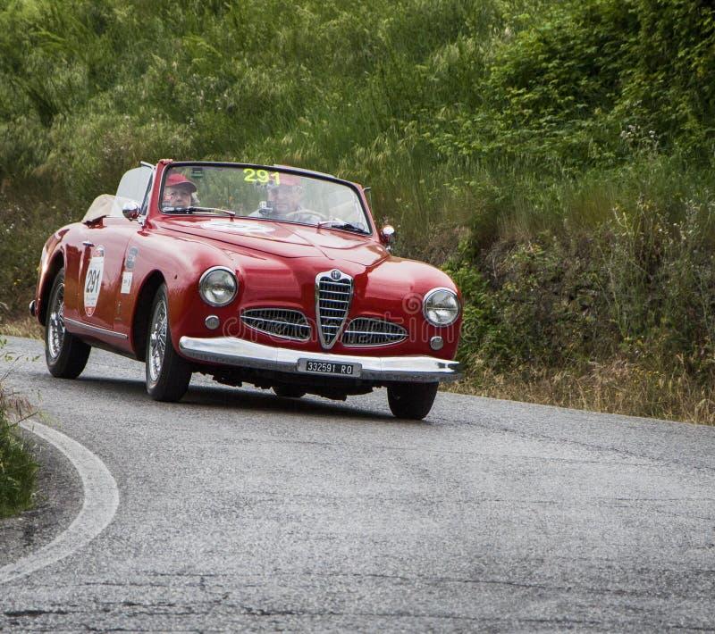 ALFA ROMEO 1900 Sprint Cabriolet 1953 Editorial