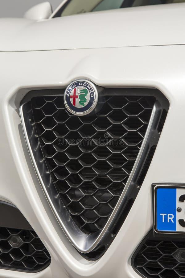 Alfa Romeo Stelvio foto de stock royalty free