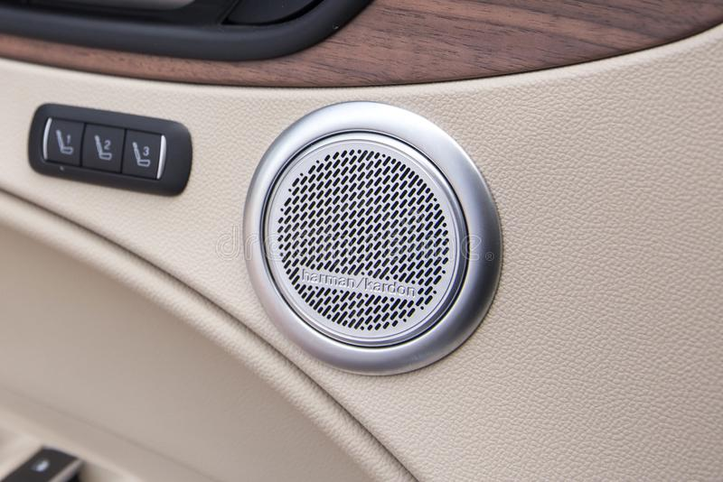 Alfa Romeo Stelvio imagem de stock