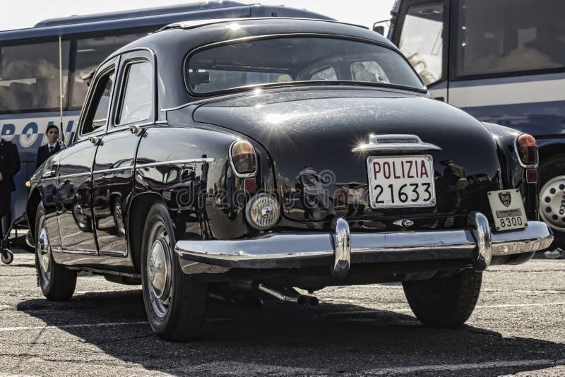 Alfa Romeo Super 1900 años 1957 foto de archivo libre de regalías