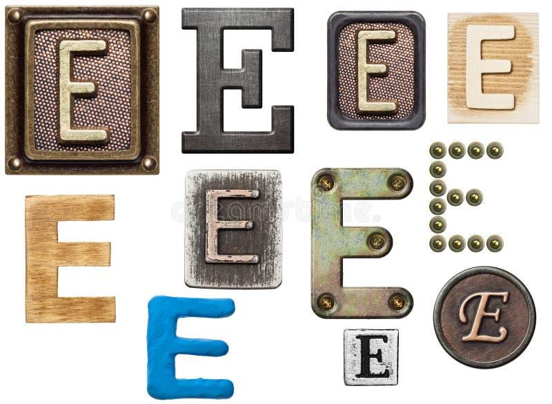 alfabet arkivfoto