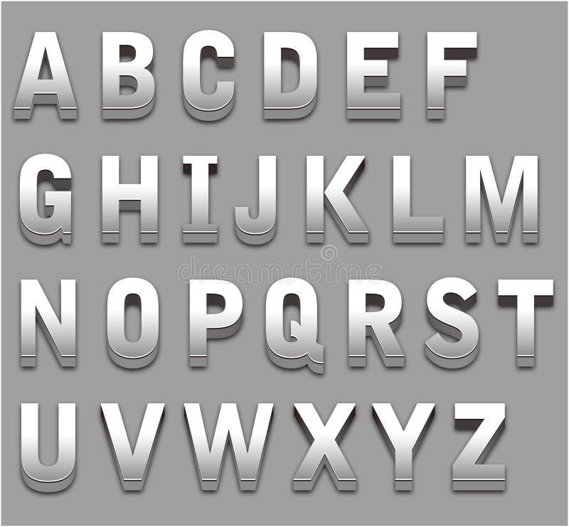 alfabetbokstav arkivbilder