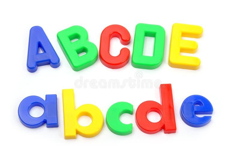 Alfabeto immagine stock libera da diritti
