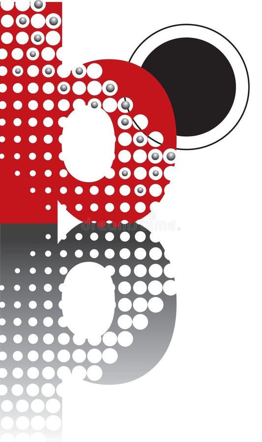Download Alfabeto Astratto Di Zen Dei Puntini Illustrazione Vettoriale - Illustrazione di grafici, concetto: 3136650