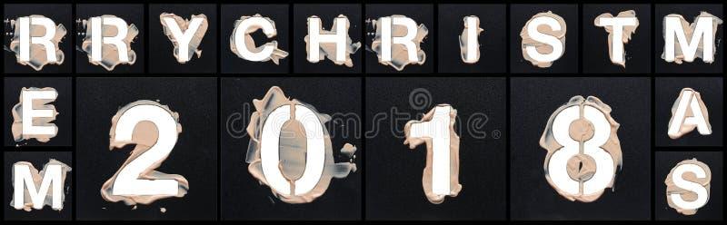 Alfabeto de la plantilla del cosmético fotos de archivo libres de regalías