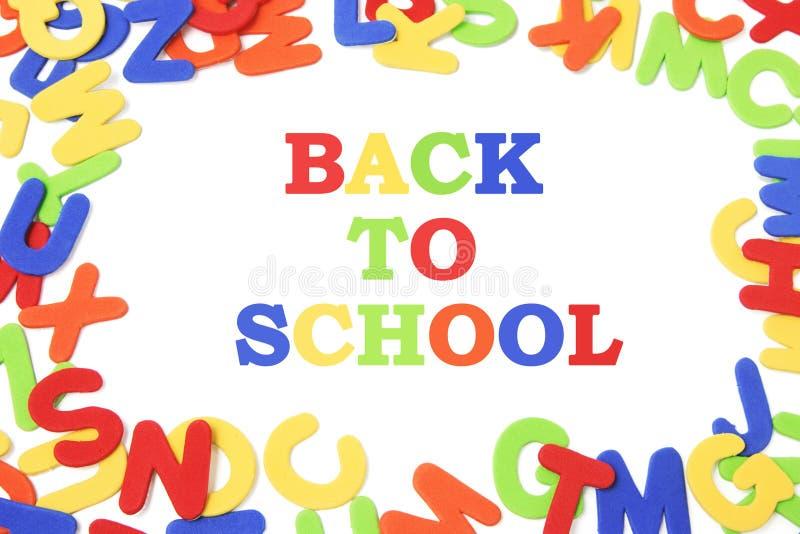 Download Alfabetos E De Volta à Escola Imagem de Stock - Imagem de ainda, aprenda: 10054895