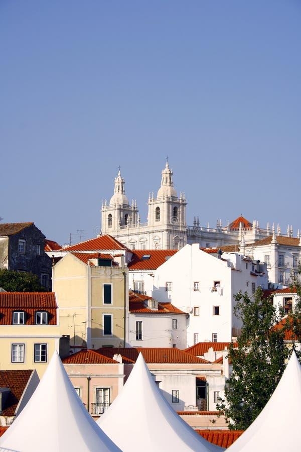 Download Alfama, Lisbon, Portugal Royalty Free Stock Image - Image: 25920106