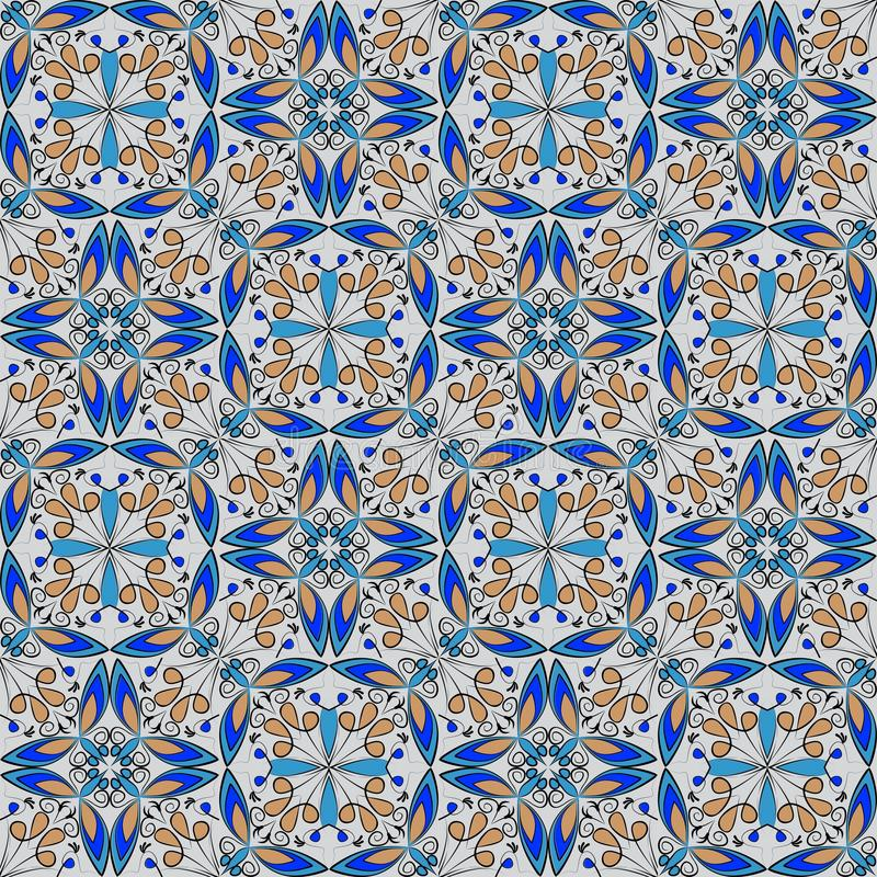 Alfombra colorida oriental fina u ornamento de cer mica en for Alfombras la oriental