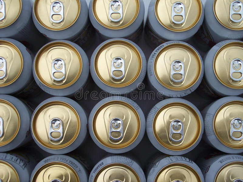 Alfombra de la cerveza fotos de archivo
