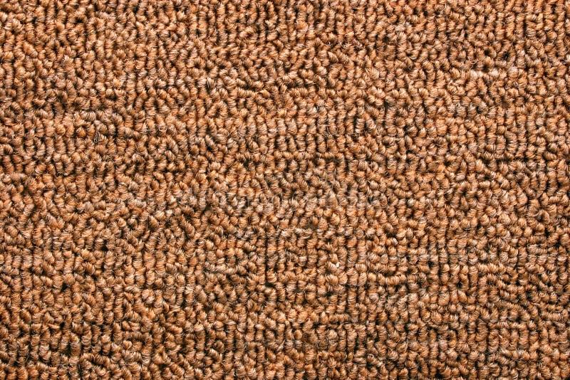 Alfombra del marrón oscuro (textura) fotos de archivo libres de regalías