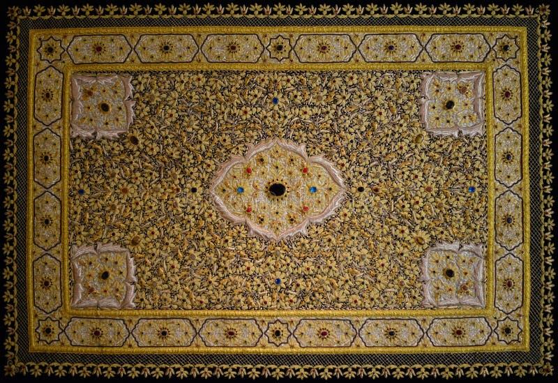 Alfombra persa foto de archivo libre de regalías