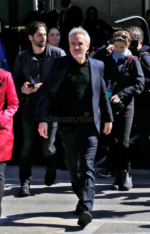 Alfonso Cuaron royalty free stock photography