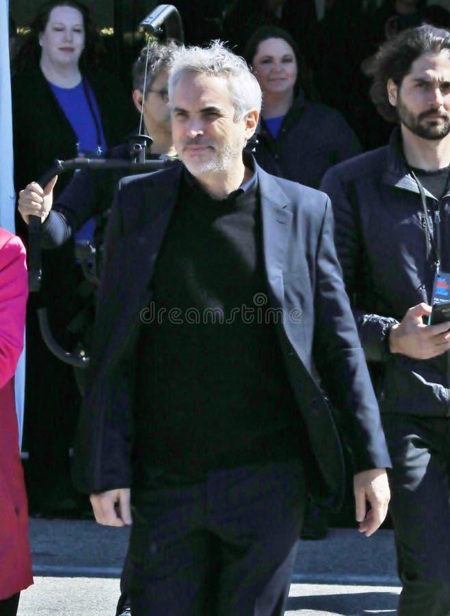 Alfonso Cuaron royalty free stock photo