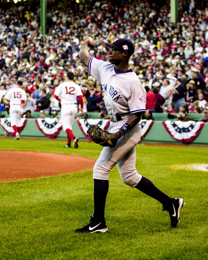 Alfonso Soriano New York Yankees royaltyfri foto