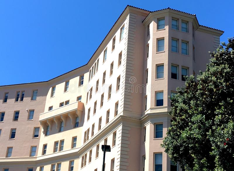 Alfred Hitchcocks ` s filmu szpital był istnym pracującym szpitalem, 8 zdjęcia royalty free