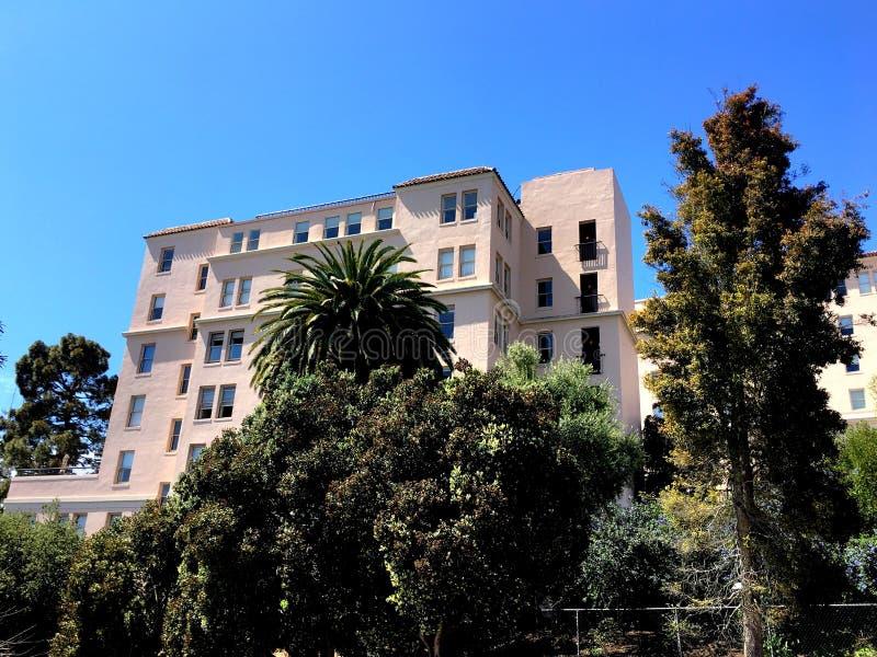 Alfred Hitchcocks ` s filmu szpital był istnym pracującym szpitalem, 6 zdjęcie stock