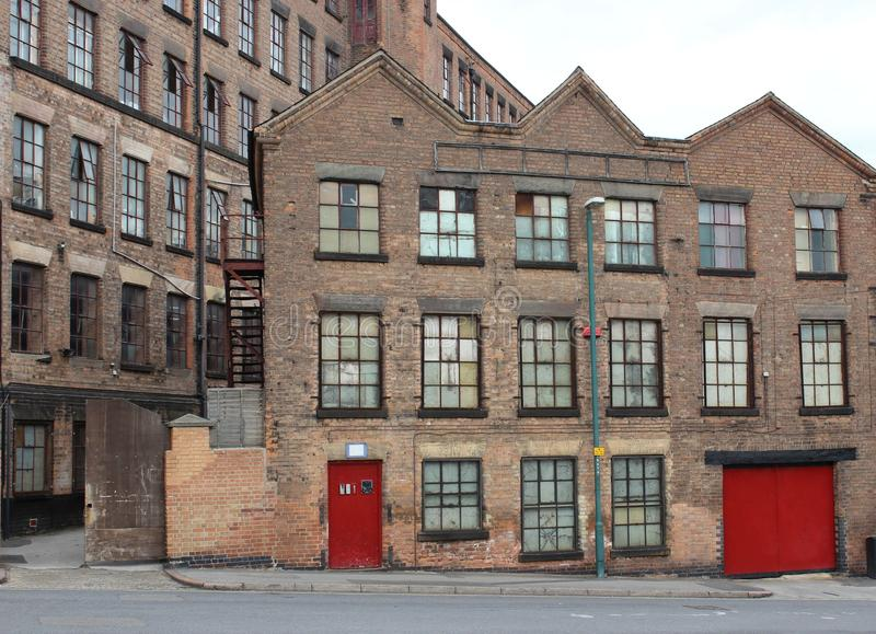 Alfred Street Lace Making Factory anziano immagine stock libera da diritti