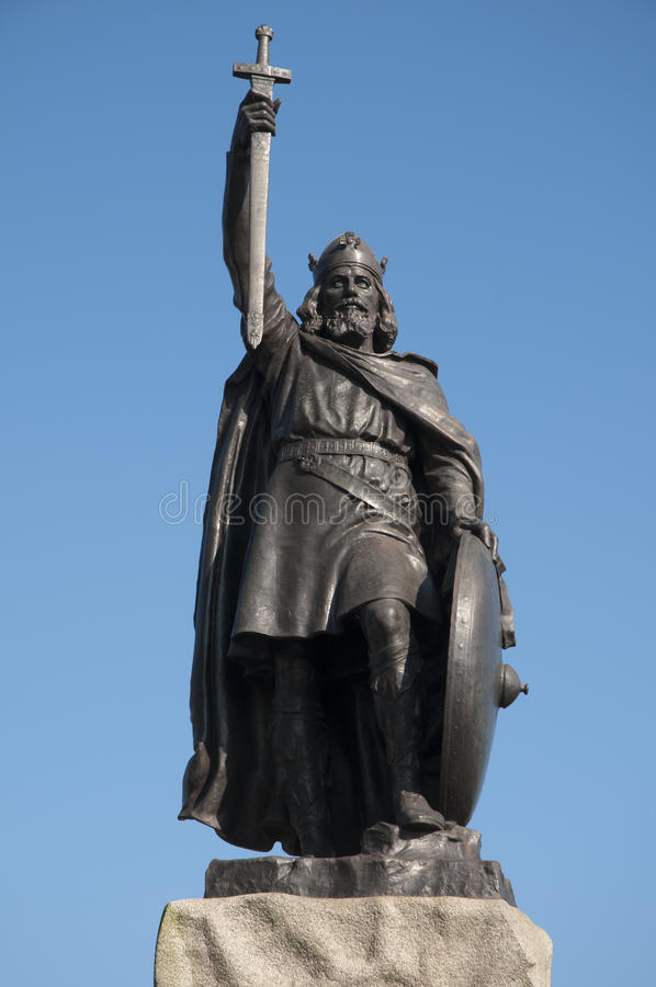 Free Alfred The Great Stock Image - 21665311